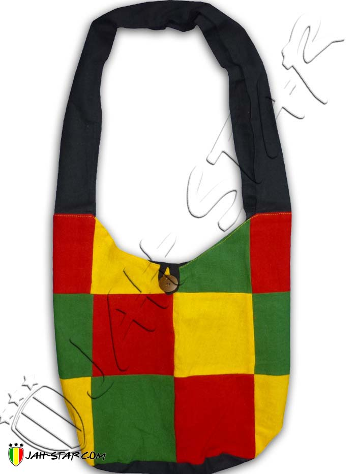 Shoulder Bag Rasta Reggae Bob Marley