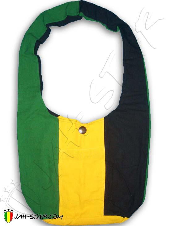 Shoulder Bag Rasta Reggae Jamaica