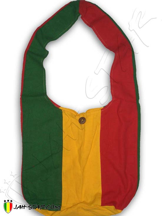 Shoulder Bag Rasta Reggae Jamaica Roots Ragga Bob Marley