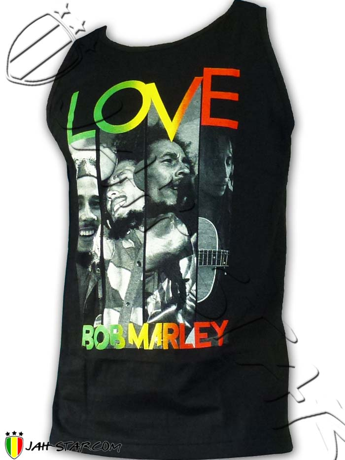 Debardeur Bob Marley One Love