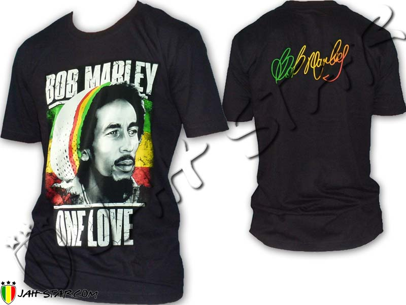 T-Shirt Bob Marley One Love