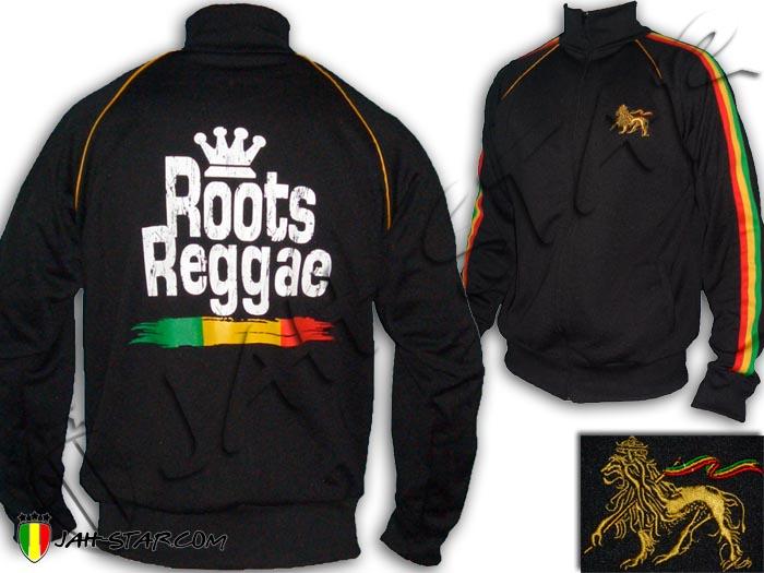 Veste Rasta Roots Reggae Africa Bob Marley Jah Star Wear f219357ff167