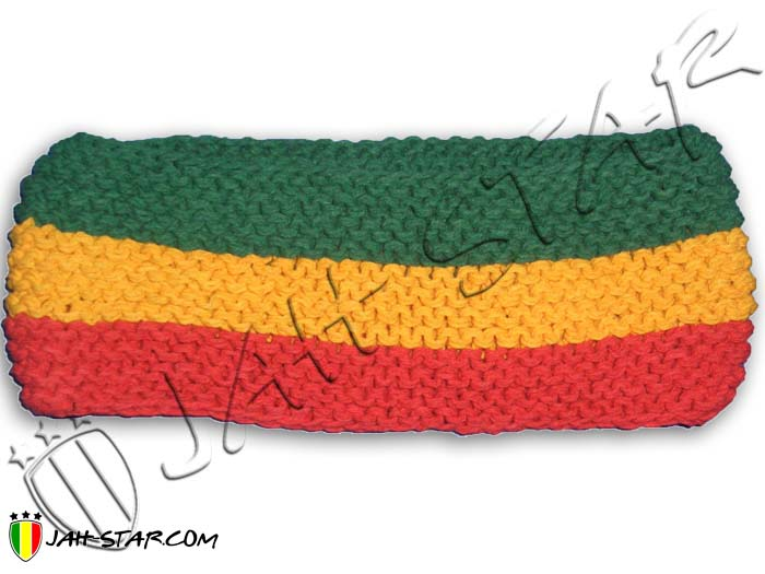 Rasta Headband Reggae Jamaica Roots Ragga Dreadlocks