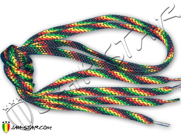 ShoeLace Rasta Reggae Roots Ragga Rastafari