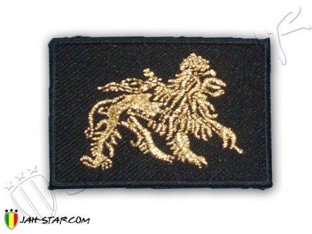 Parche-rasta-reggae-roots-lion-of-judah-gold E115