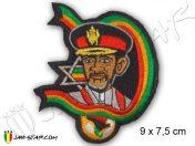 Haile Selassie I Patch King of Ethiopia E125