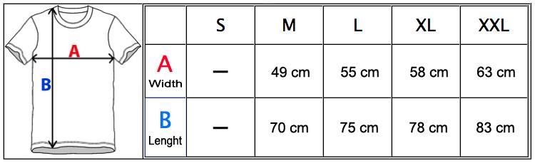 MeasurementChartD