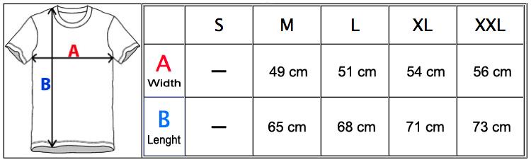 MeasurementChartPO15