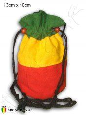 Purse Bourse monedero borsa bolsa Geldbeutel rasta reggae Jah star B120