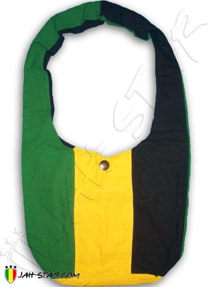 Bolso de Bandolera Rasta Reggae Jamaica