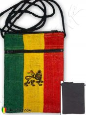 Sacoche Bag Korb seron borsa anquinhas pannier rasta reggae Lion Of judah B108R