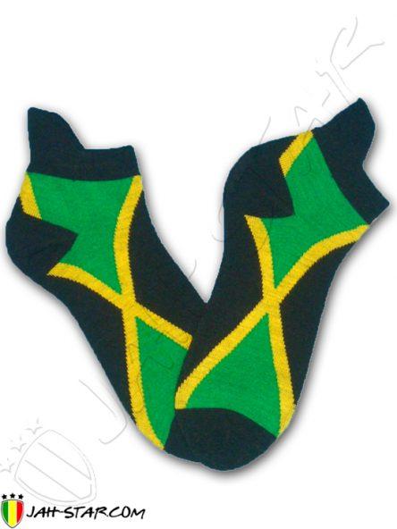Jamaica Socks Rastafari A105J