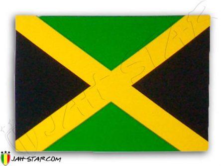 Autocollant Drapeau Jamaïque AS29
