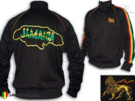 Veste Rasta Reggae Bob Marley Jamaica Carte Jamaique JB235B