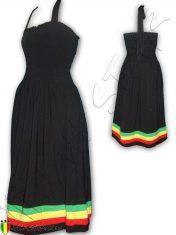 Vestido Rasta Reggae Jamaica Africa DR130