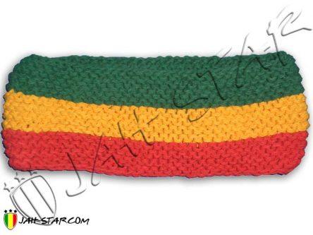 headband bandeau Stirnband cabeca archetto Jah Star Rasta Reggae rastafari A150R