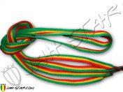 Cordón Rasta Reggae Roots Ragga Rastafari A102R