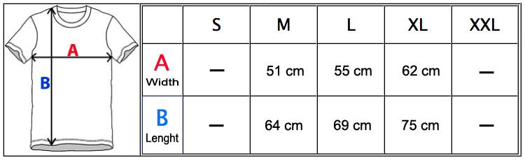 MeasurementChartJ114