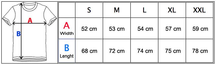 MeasurementJacketJA