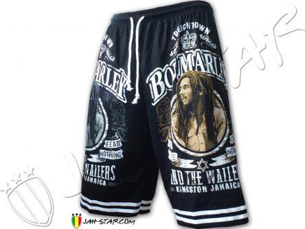 Rasta Bob Marley Short Kingston jamaica S620