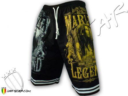 Pantalone Corto Bob Marley The Legend Tamaño Libre