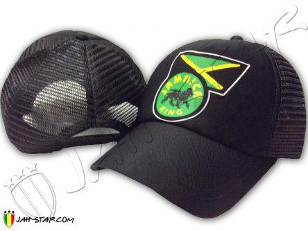 JJamaica Cap Reggae Baseball Cap C530