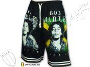 Rasta Bob Marley Short Kingston jamaica Jah Star S590